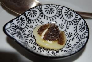 truffle and potato