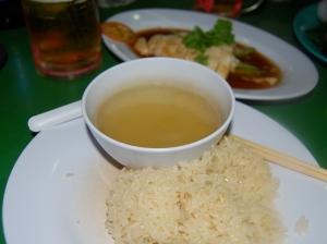 Maxwell's Hawkercenter chicken rice