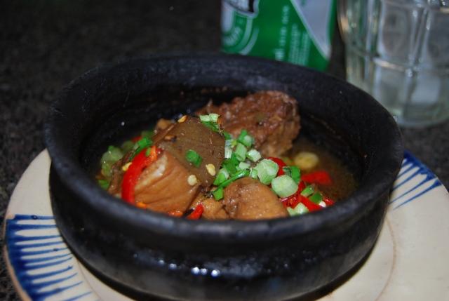 snake head stew