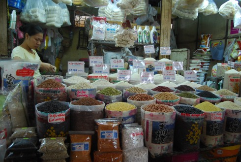 rice selection